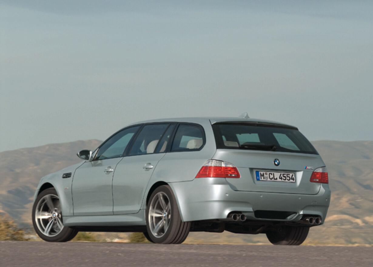 BMW M5 Touring - 4
