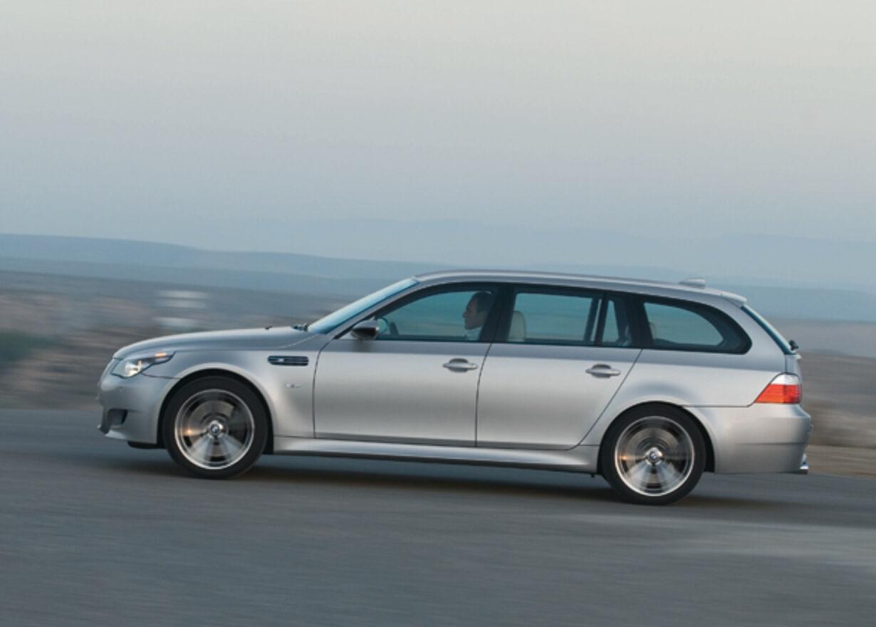 BMW M5 Touring - 6