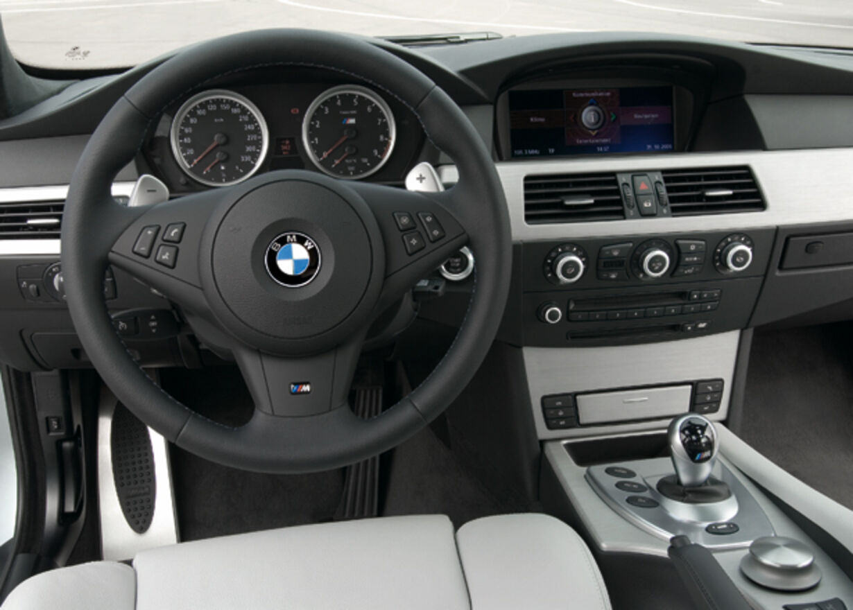 BMW M5 Touring - 8