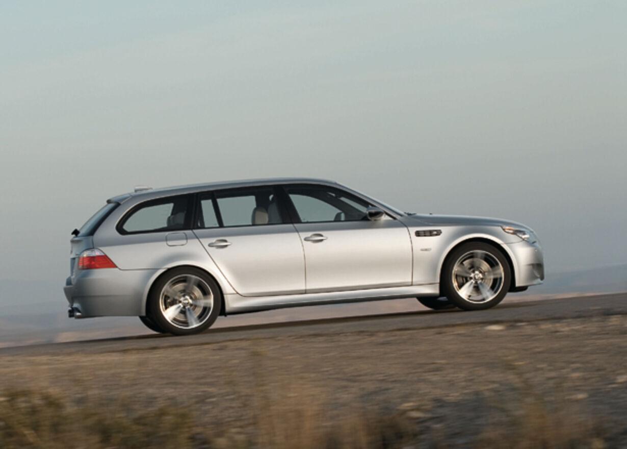 BMW M5 Touring - 14