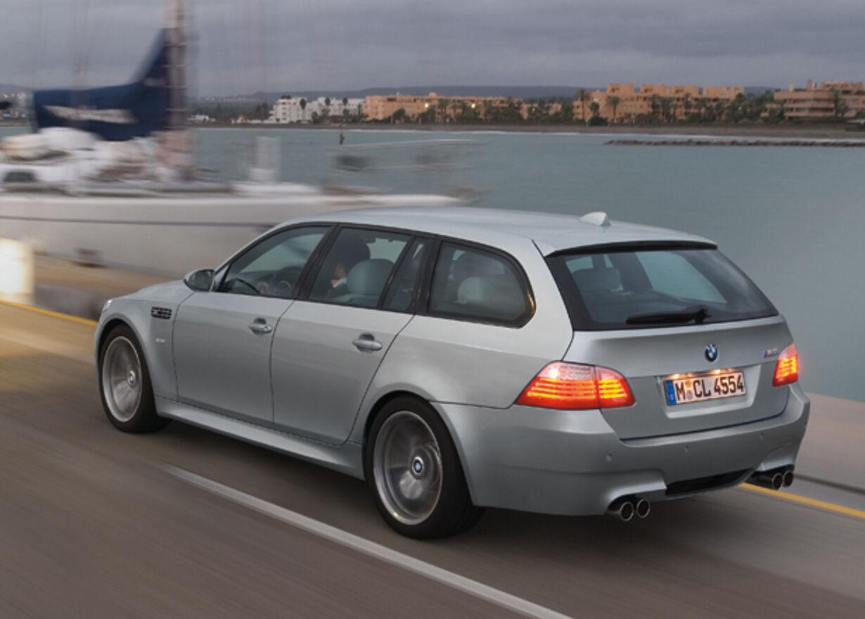BMW M5 Touring - 16