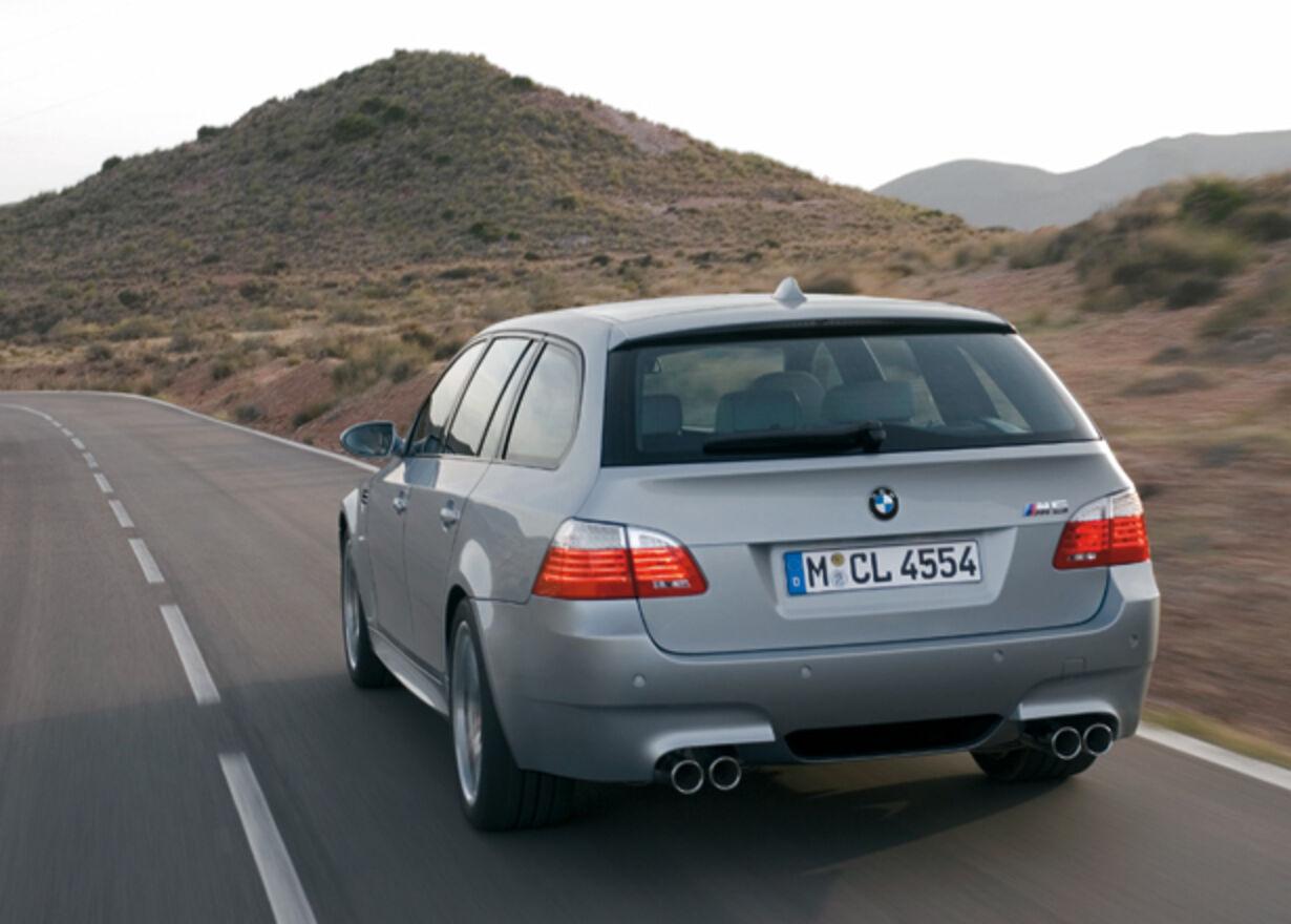 BMW M5 Touring - 17