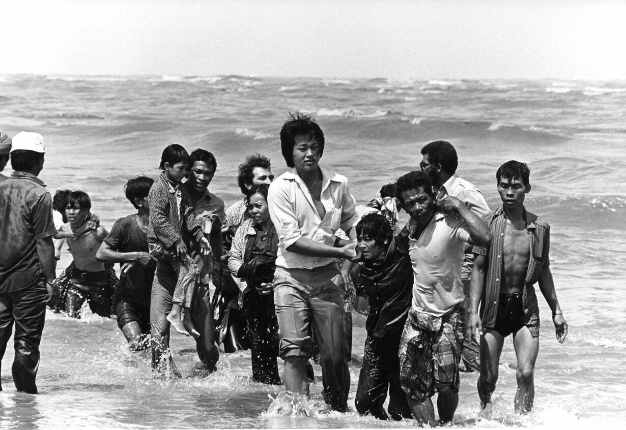 MALAYSIA-REFUGEES-BOAT PEOPLE