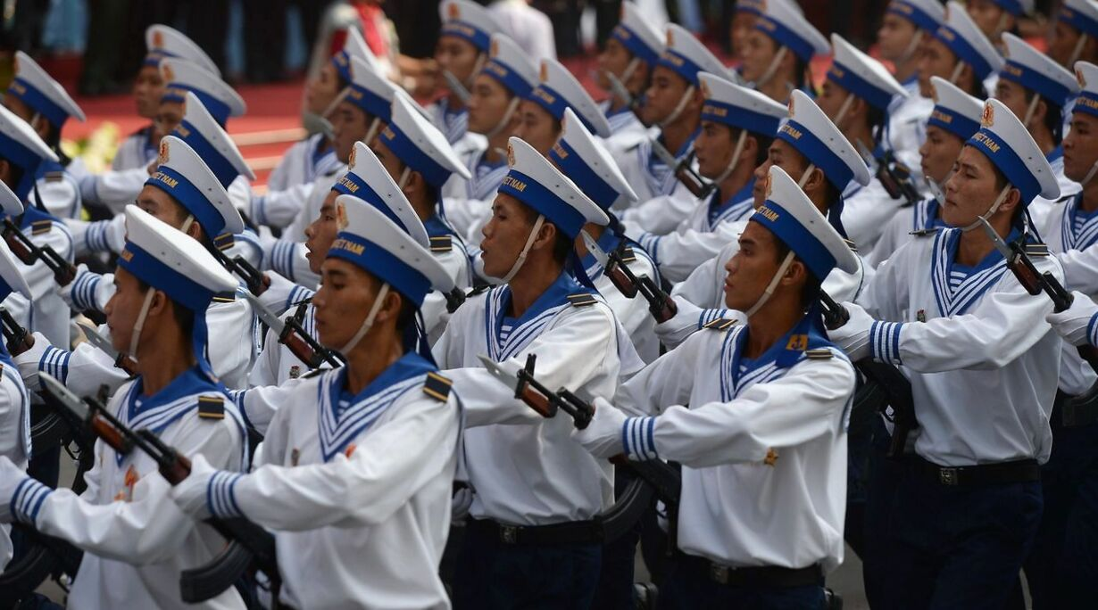 VIETNAM-US-HISTORY-ANNIVERSARY