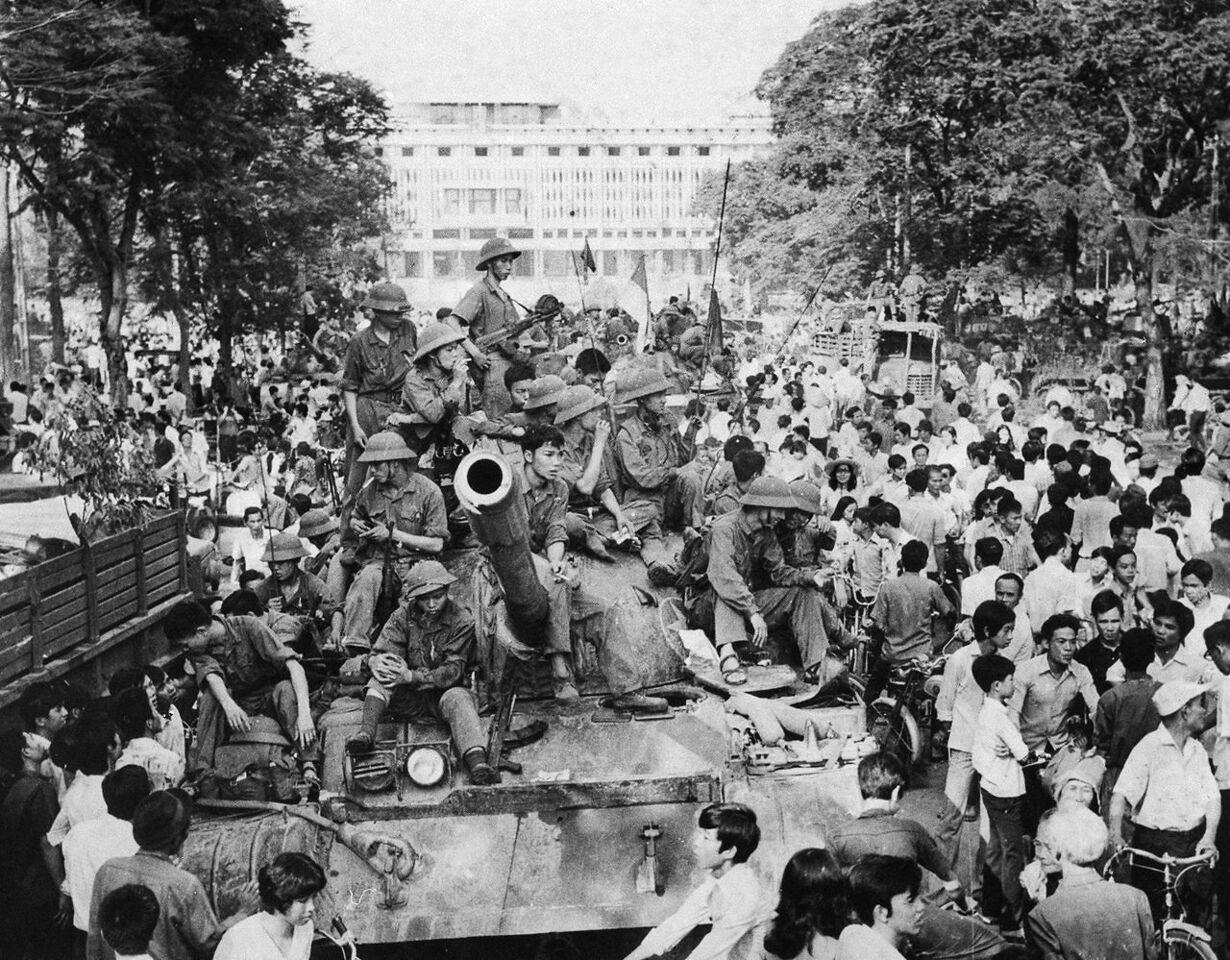 VIETNAM-SAIGON-WAR