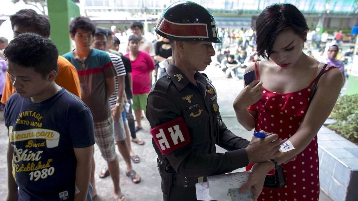 THAILAND-MILITARY/