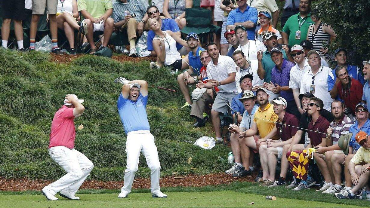 USA GOLF THE MASTERS 2015