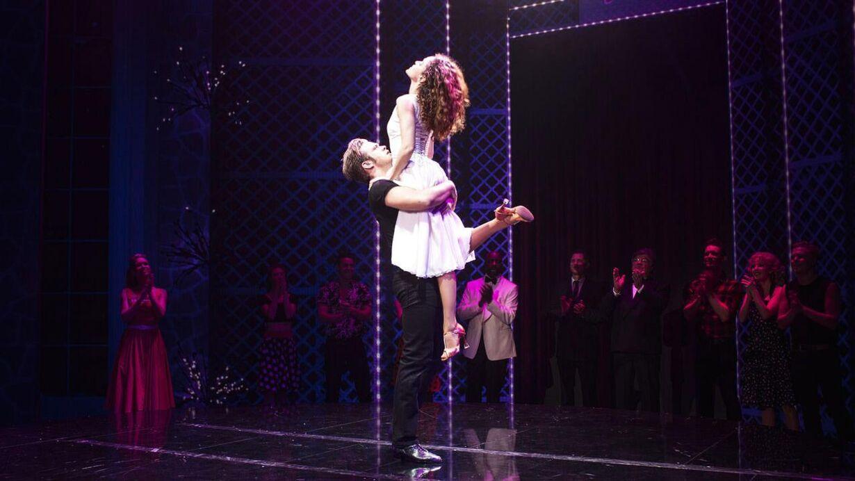 Se de flotte billeder: Stjernespækket Dirty Dancing klar til premiere - 1