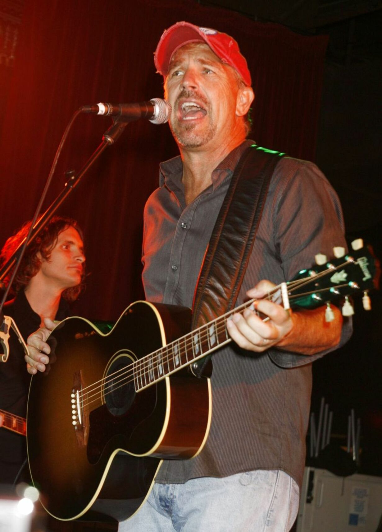 2008. USA/
