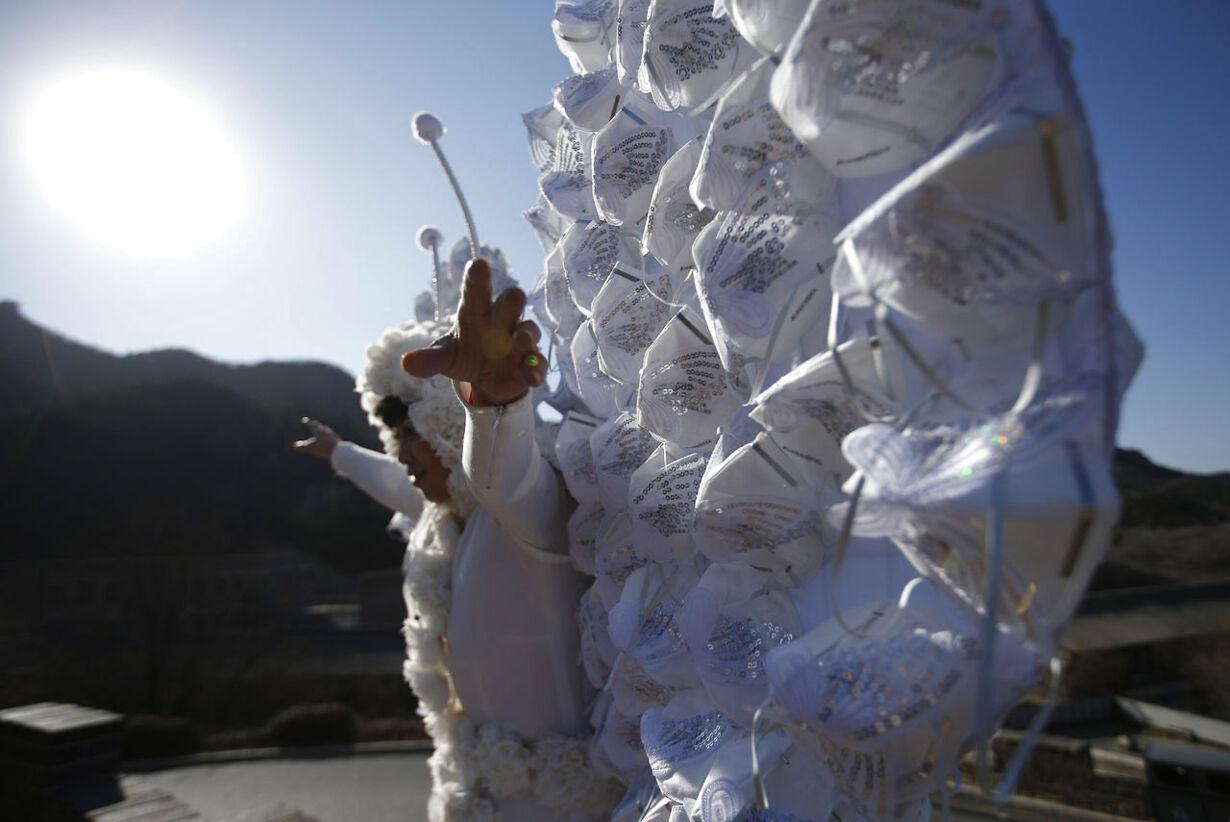 Billedserie: Nytårsaften verden rundt CHINA-ODDLY/