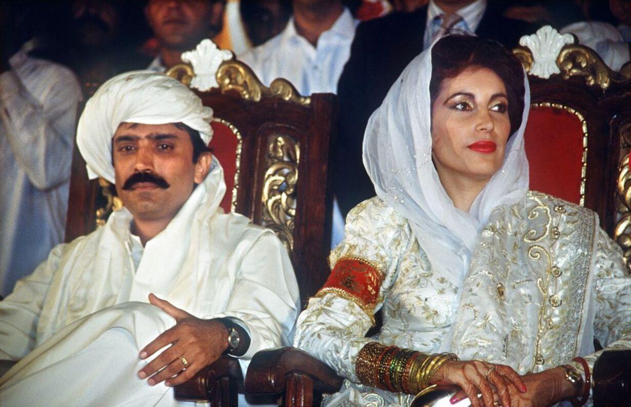 Benazir Bhuttos liv - 3