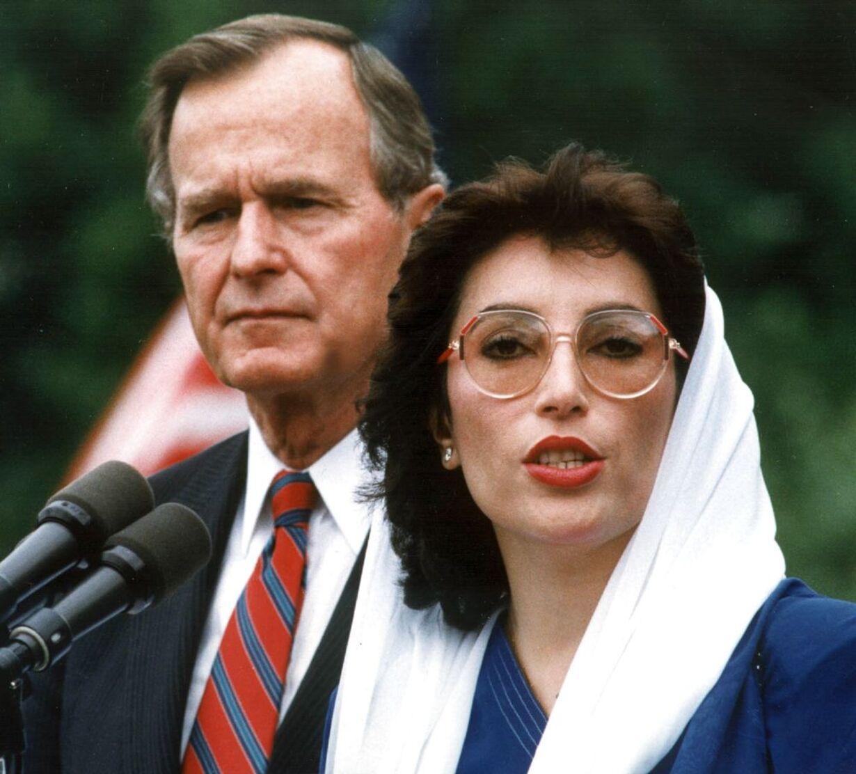 Benazir Bhuttos liv - 5