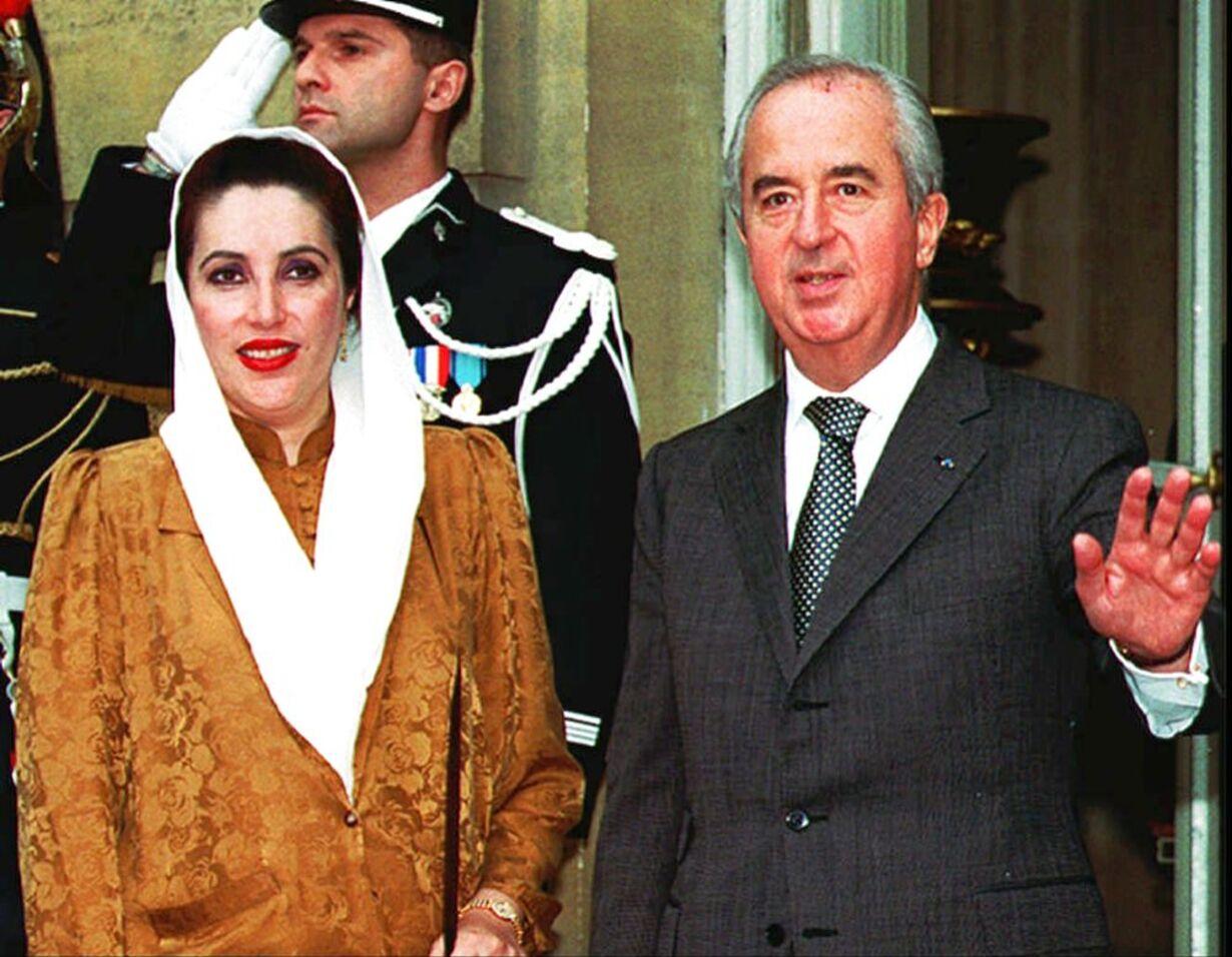 Benazir Bhuttos liv - 6