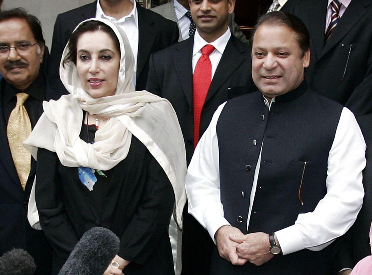 Benazir Bhuttos liv - 9