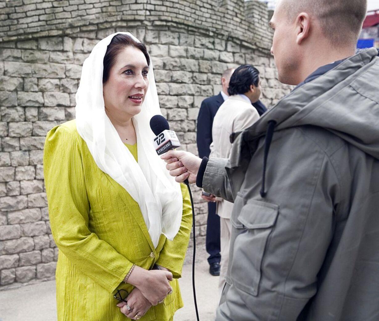 Benazir Bhuttos liv - 10