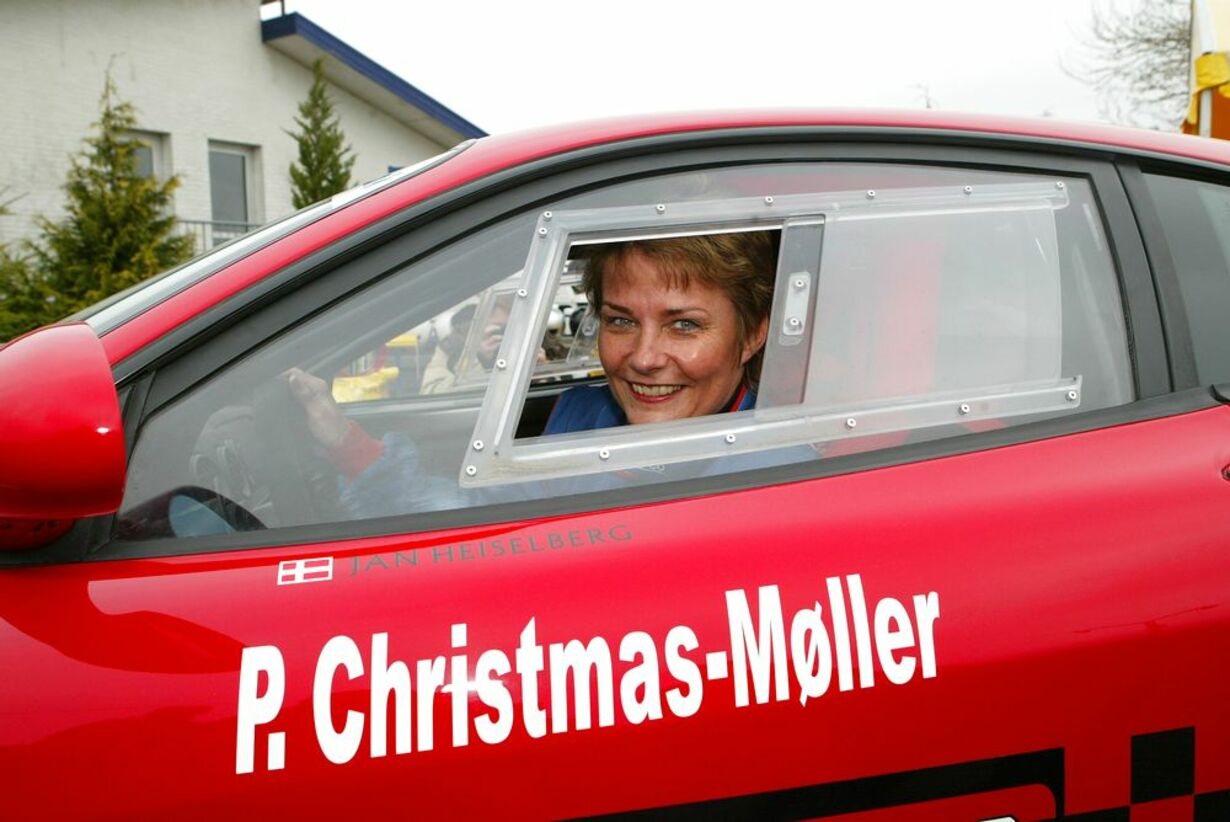 Pia Christmas-Møllers karriere - 12