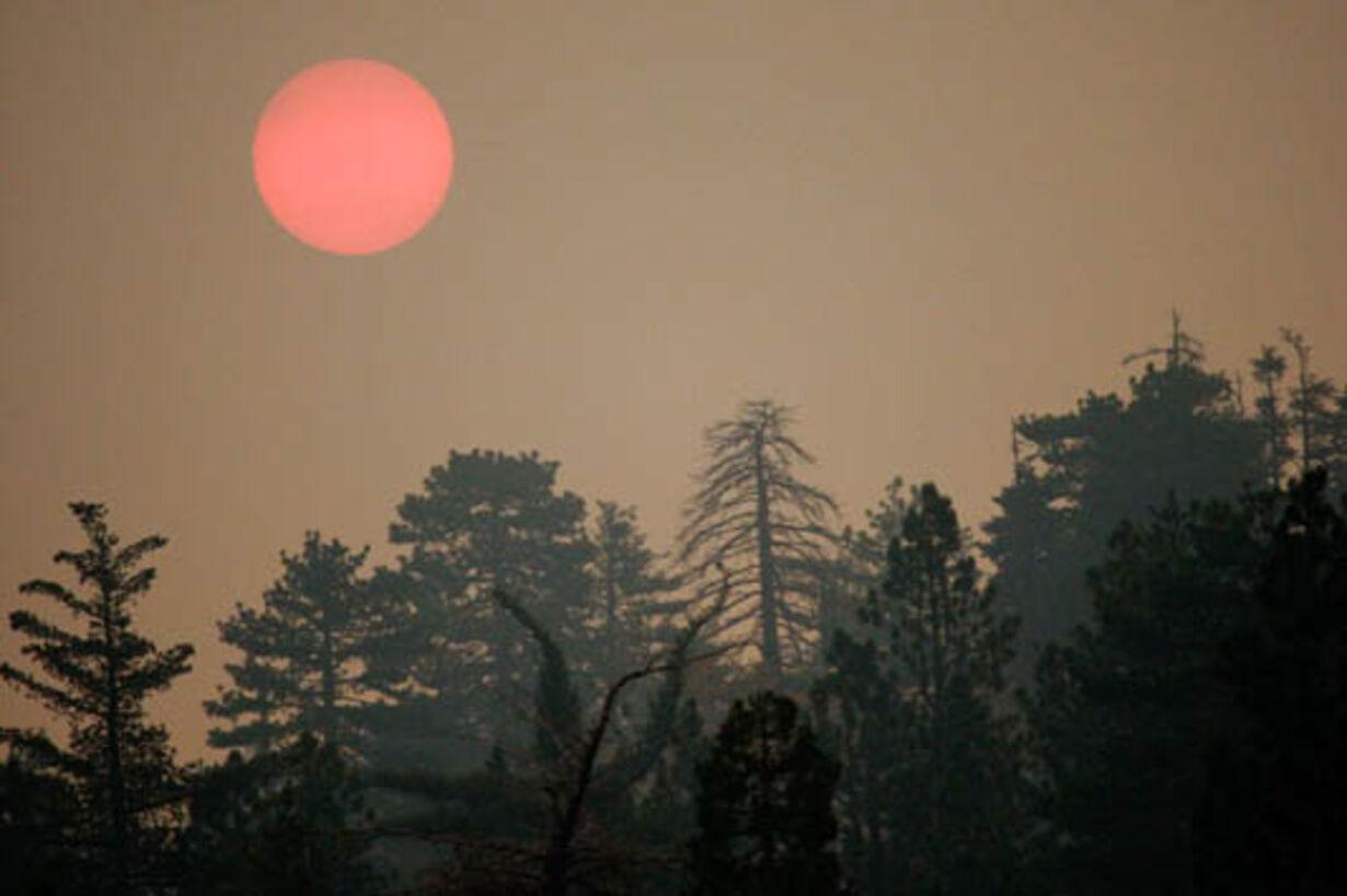 Brand i Californien - opdateret  - 17