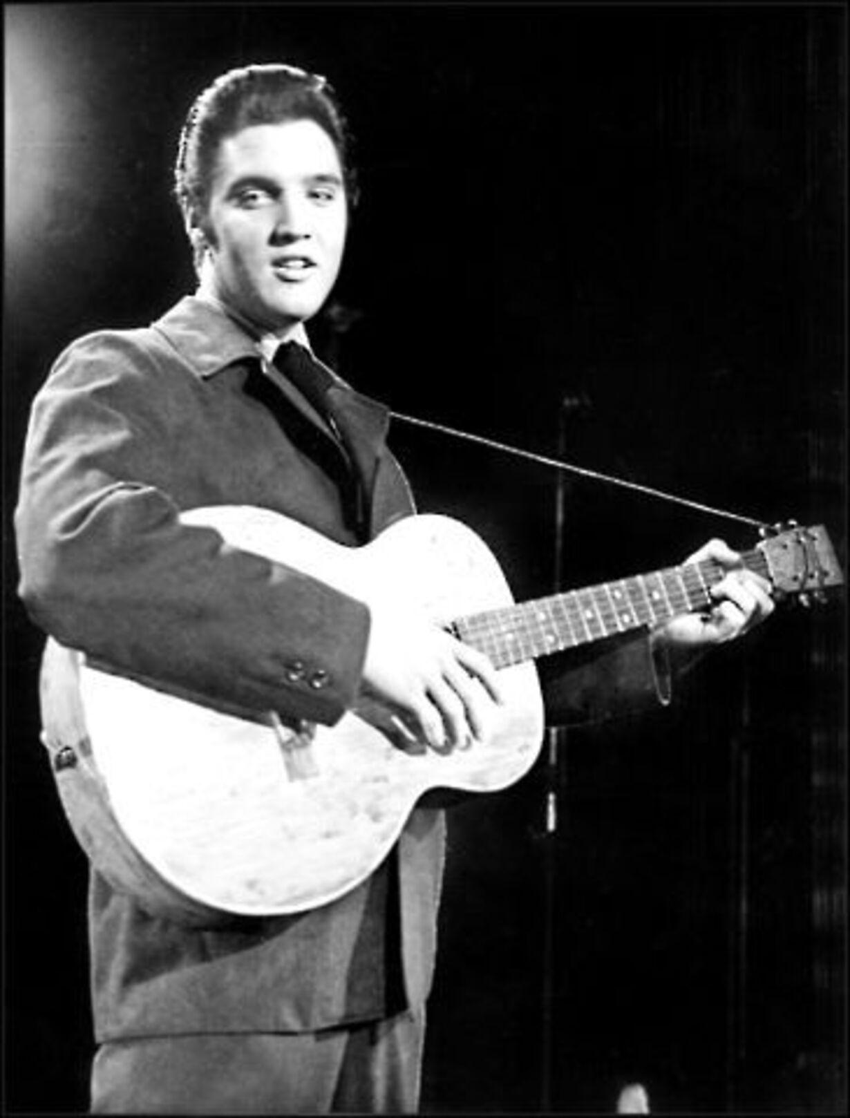 Elvis gennem tiderne - 1