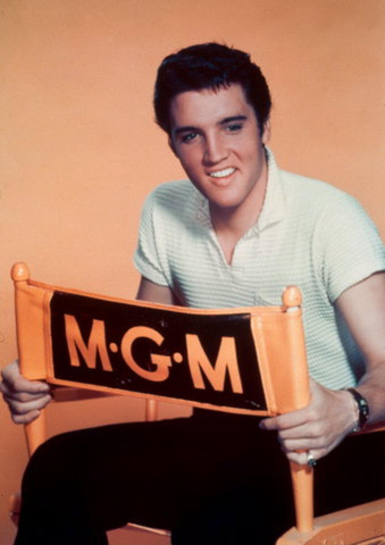 Elvis gennem tiderne - 6