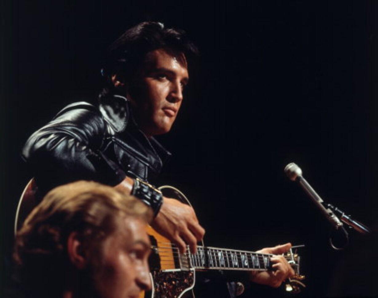 Elvis gennem tiderne - 9