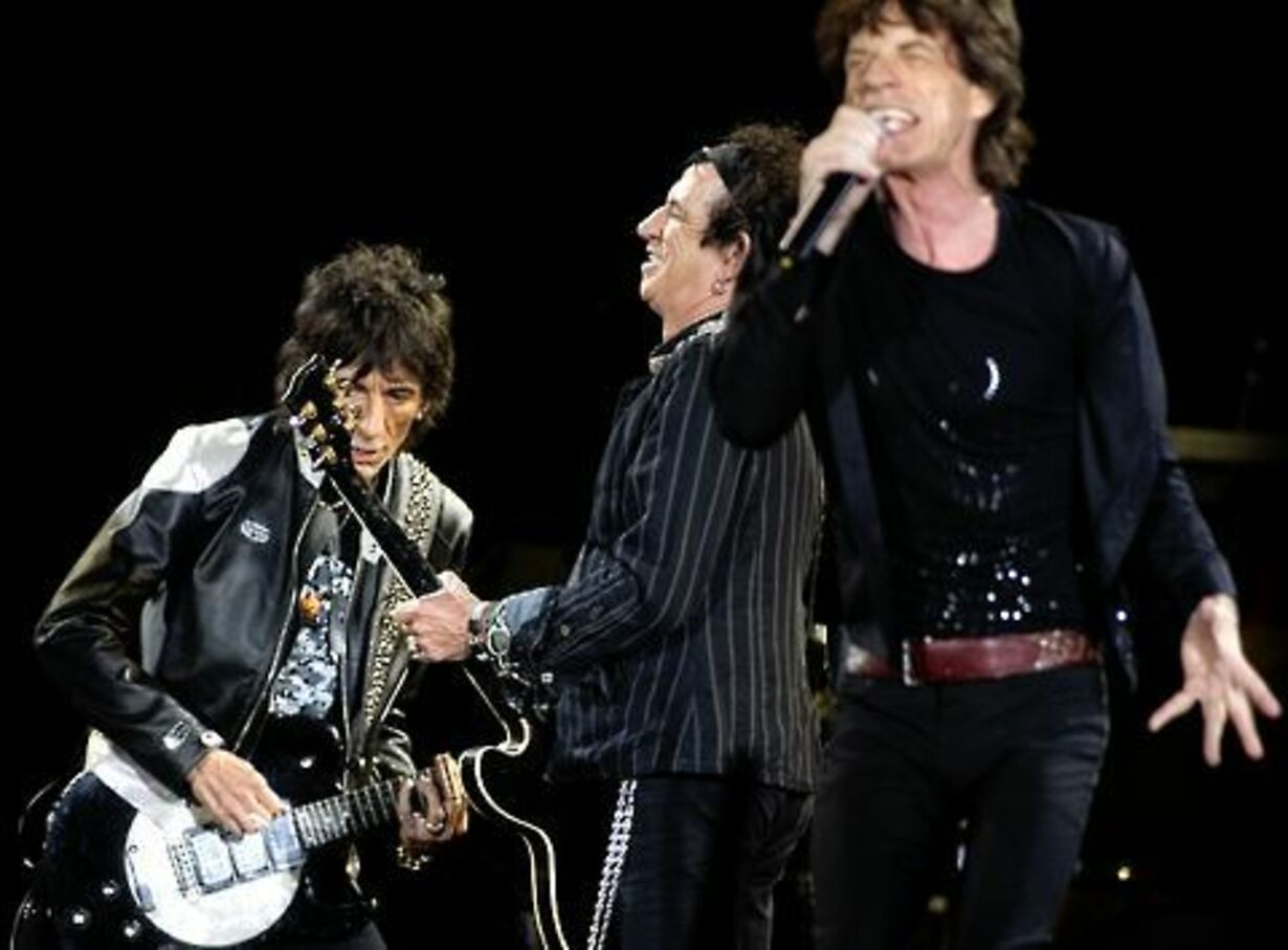 Rolling Stones i Parken - 2