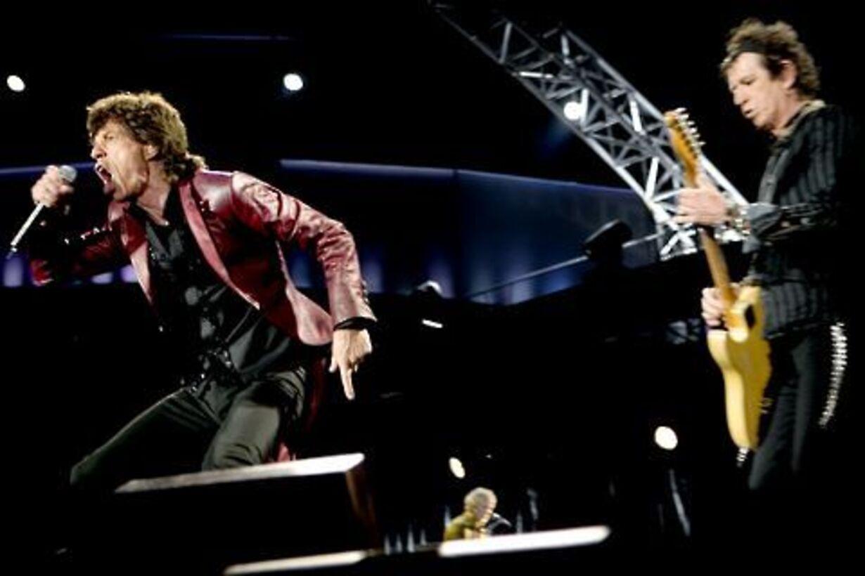 Rolling Stones i Parken - 4