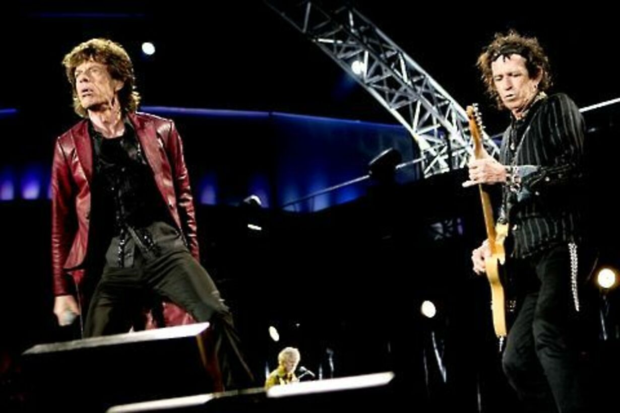 Rolling Stones i Parken - 7