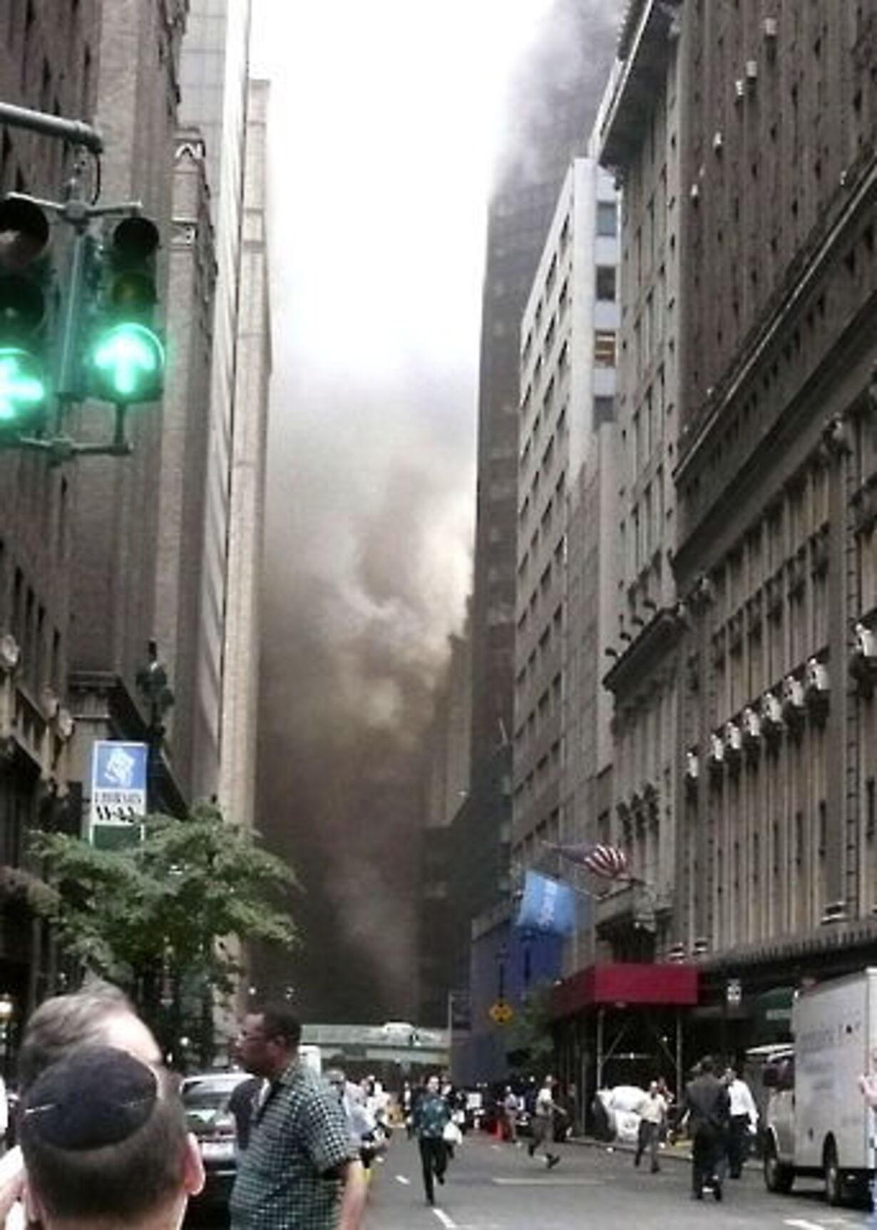 Eksplosion i New York - 1