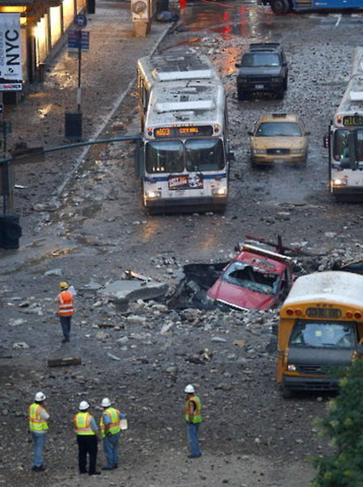 Eksplosion i New York - 3