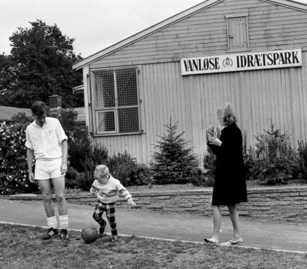 Michael Laudrups karriere i billeder - 1