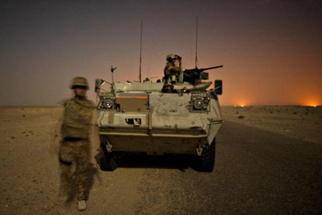 Sidste konvoj ud af Irak - 3