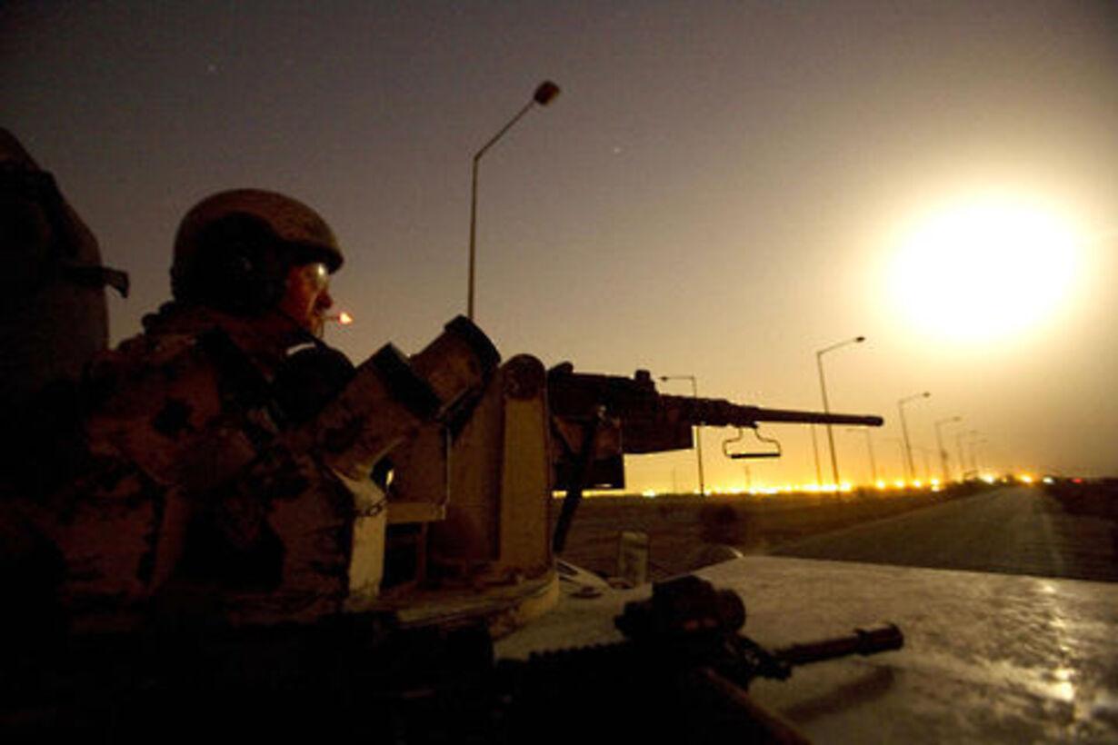 Sidste konvoj ud af Irak - 6