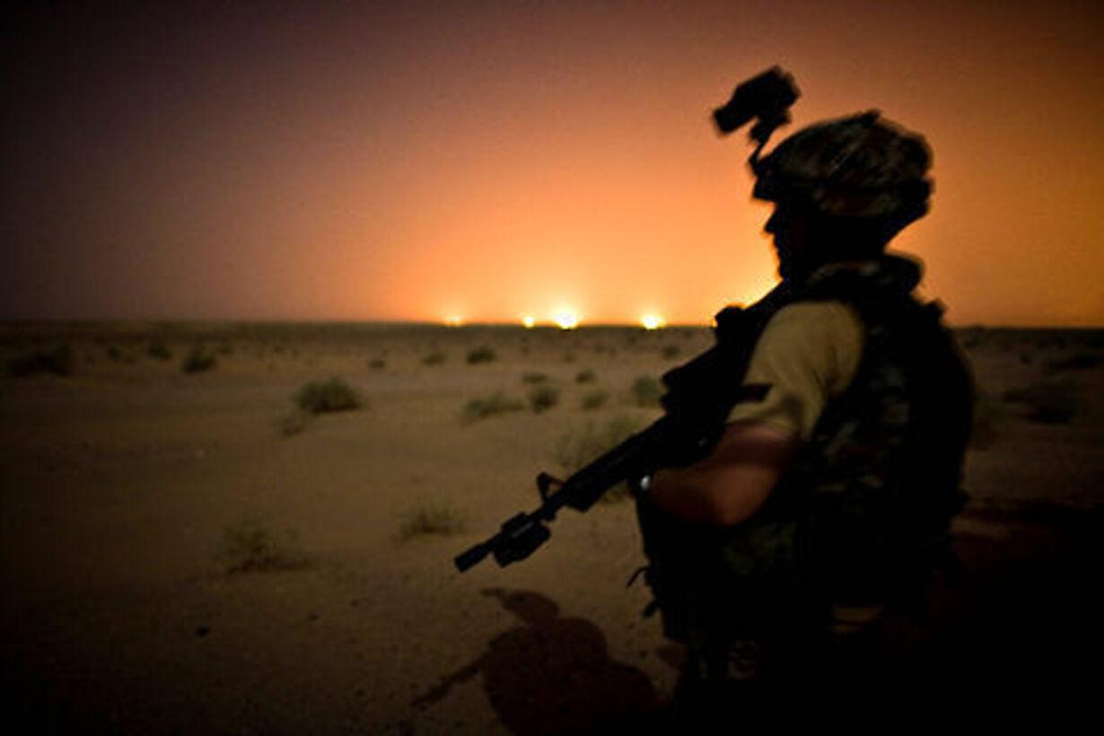 Sidste konvoj ud af Irak - 7