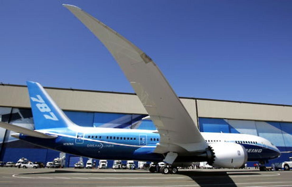 Boening 787 i luften - 4