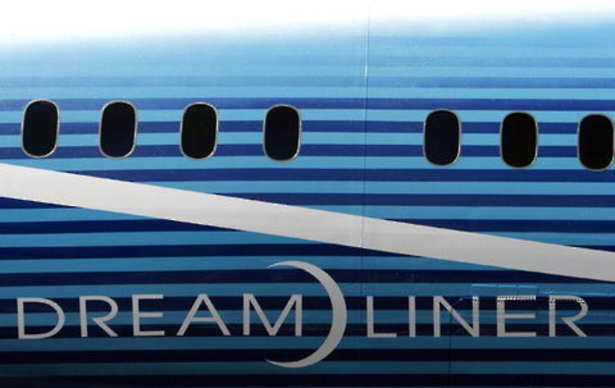 Boening 787 i luften - 5