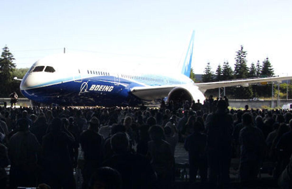 Boening 787 i luften - 7