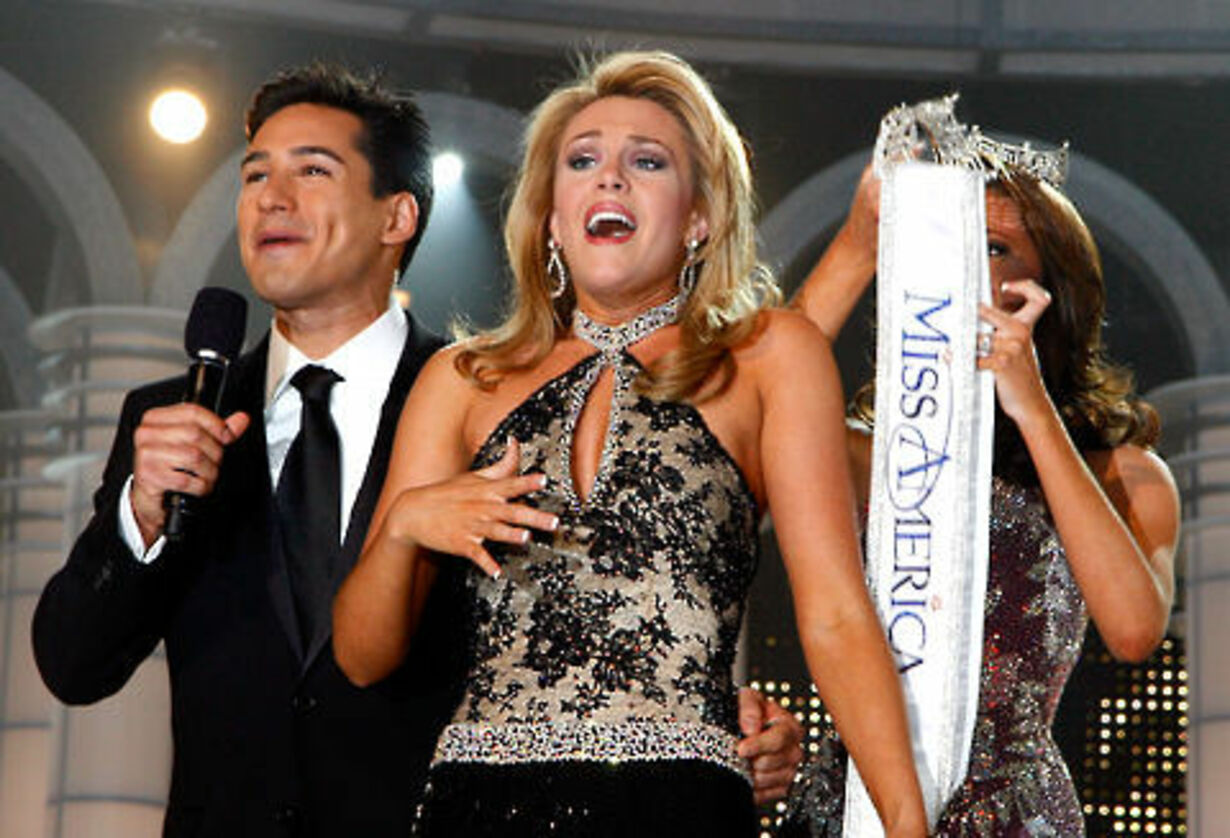 Miss America - 1