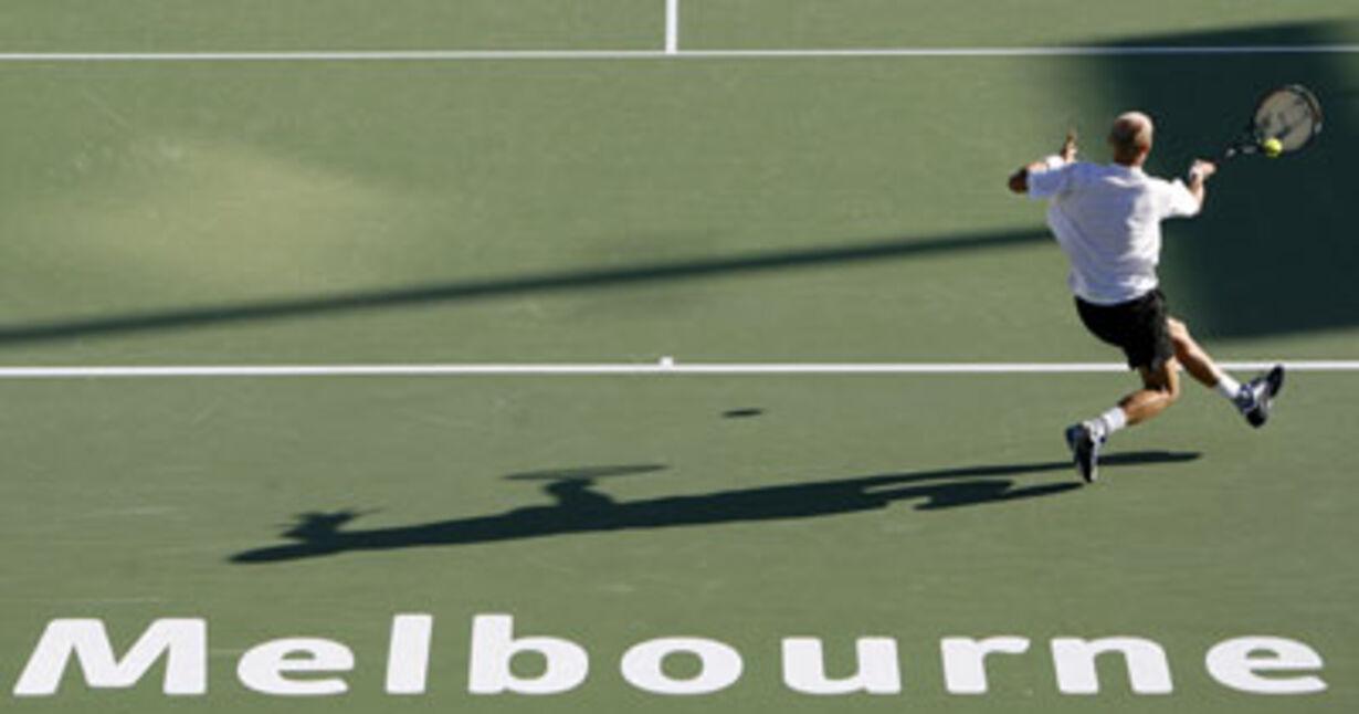 Australian Open - 7