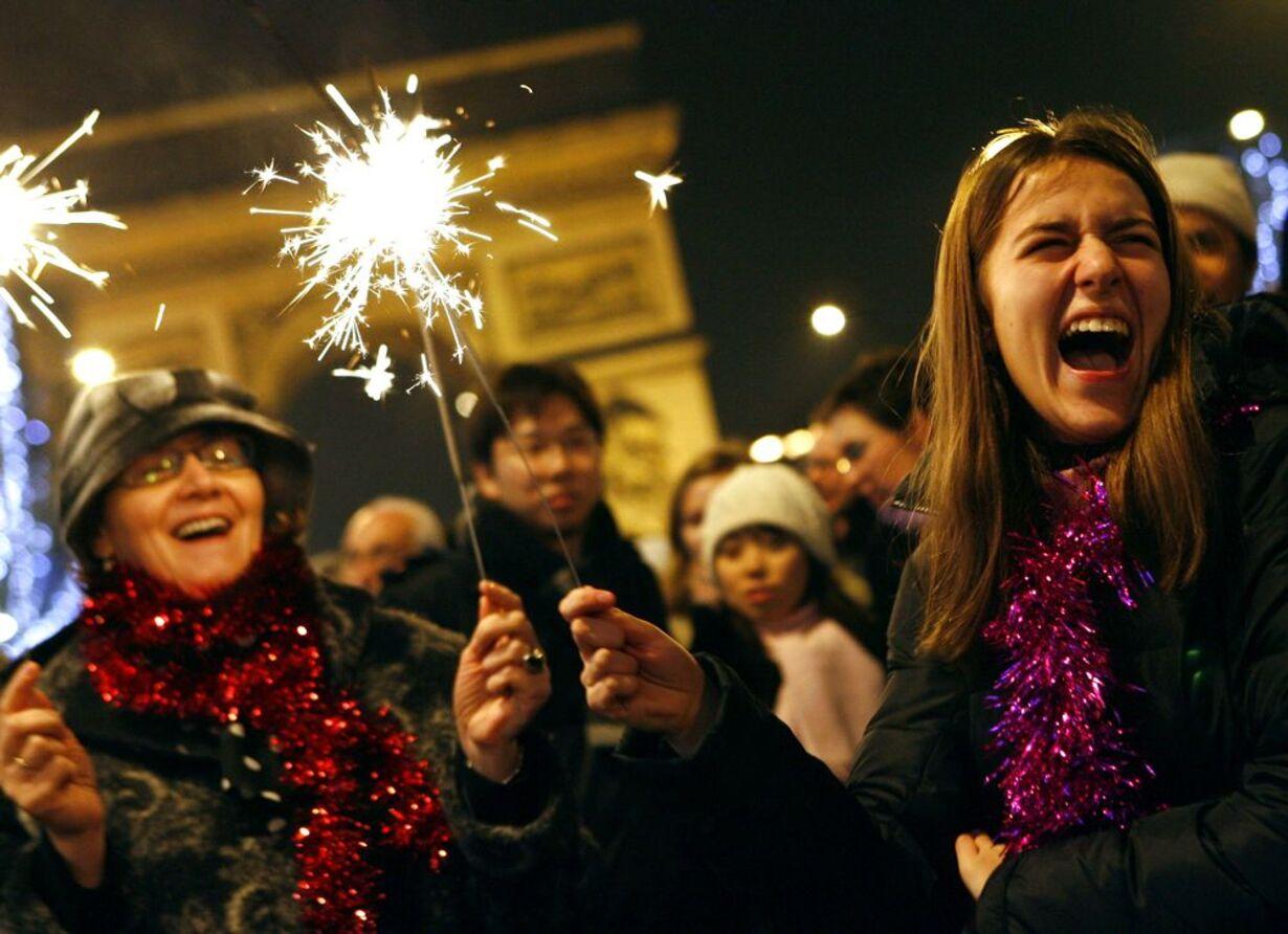 Nytår verden rundt - 19