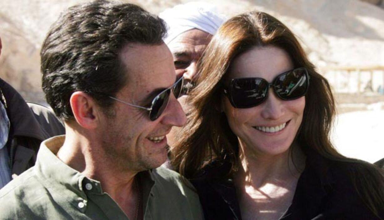 Sarkozy og kæresten - 1