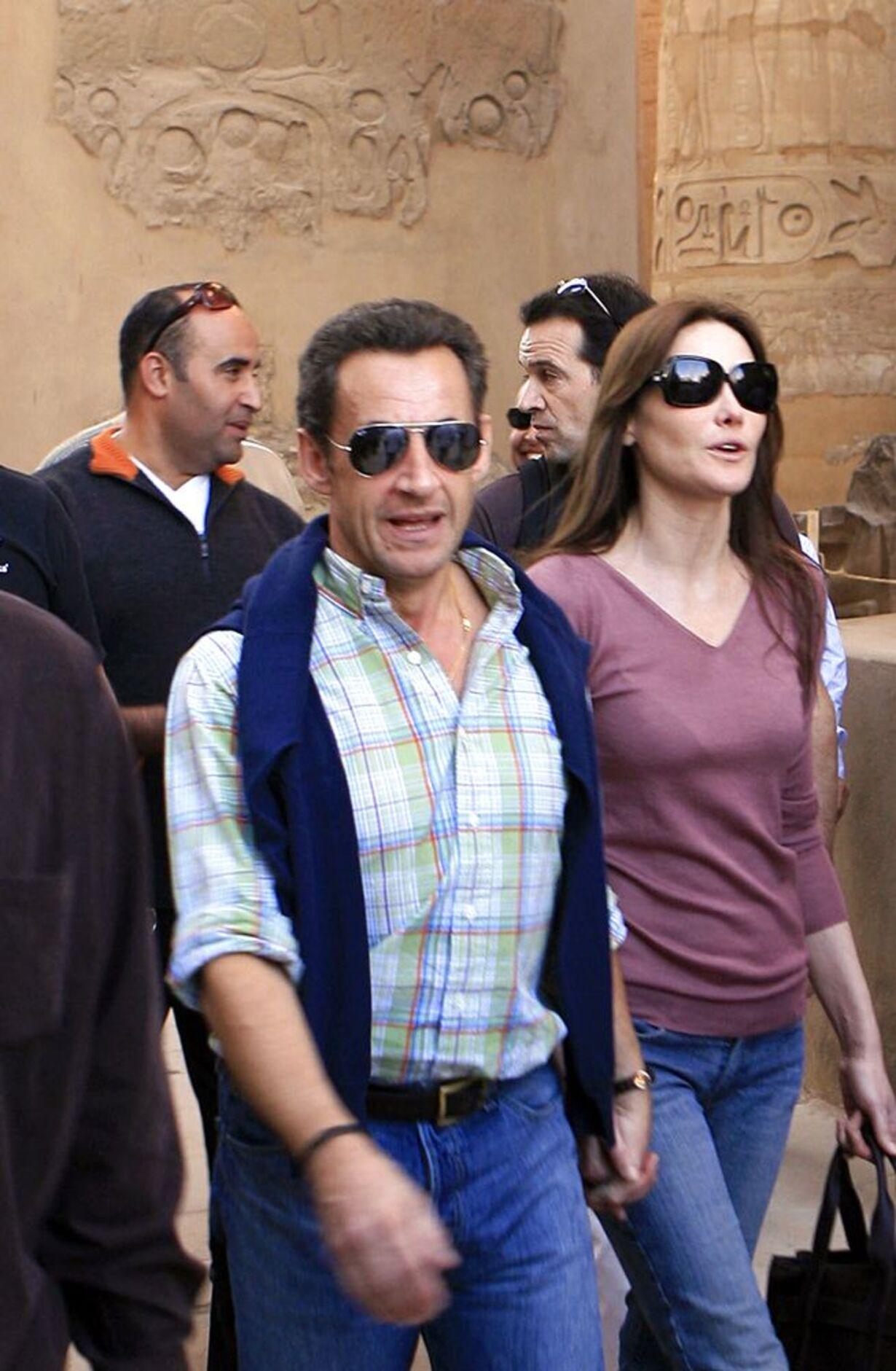 Sarkozy og kæresten - 3