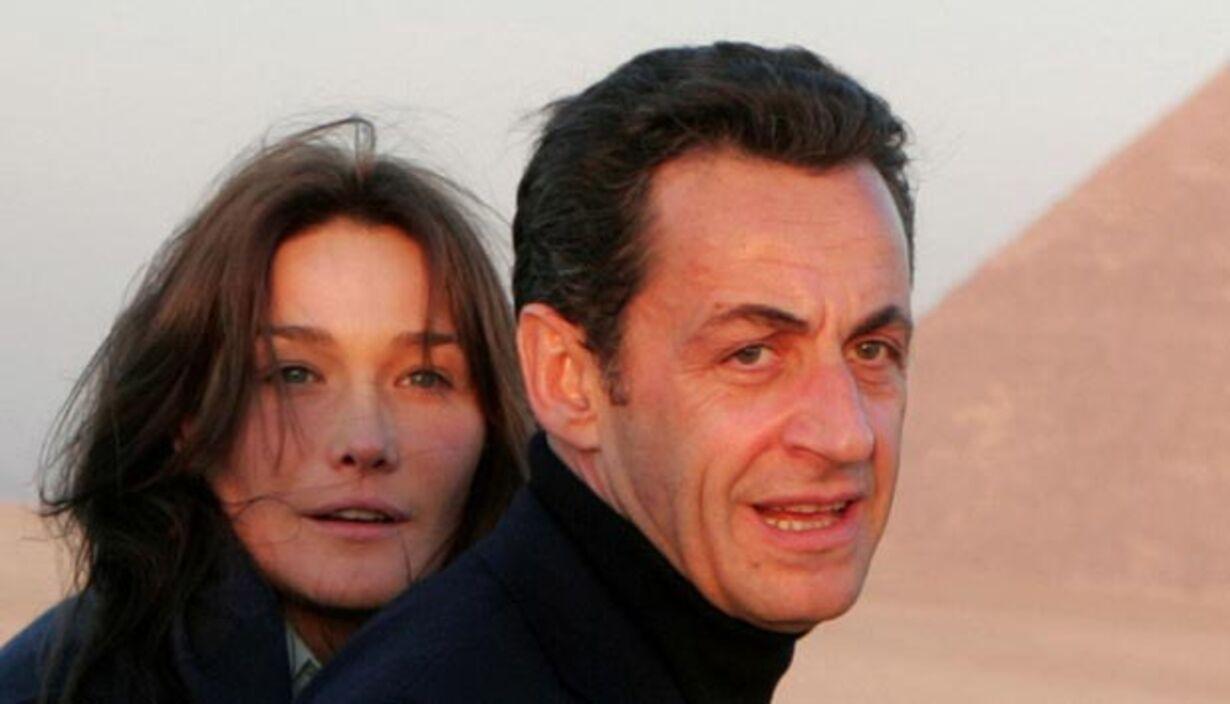 Sarkozy og kæresten - 7