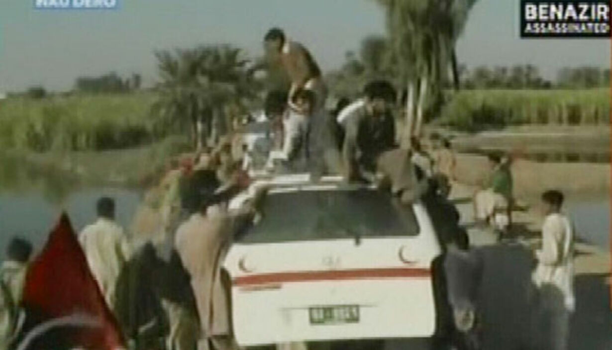 Bhuttos sidste køretur - 1