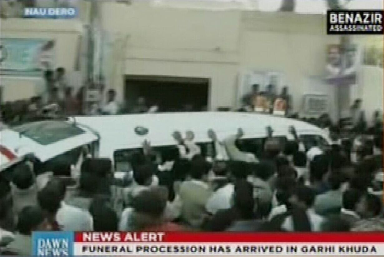 Bhuttos sidste køretur - 2