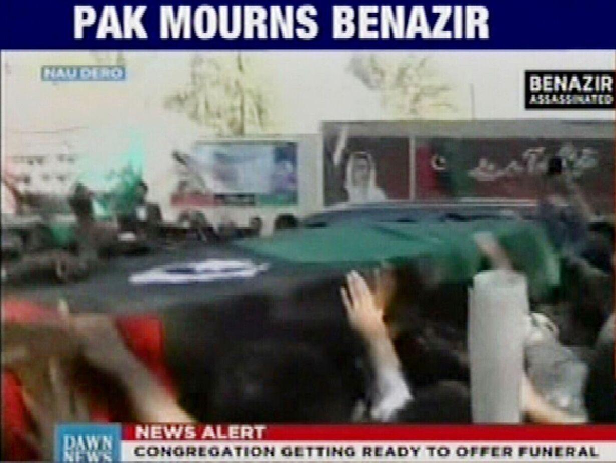 Bhuttos sidste køretur - 4