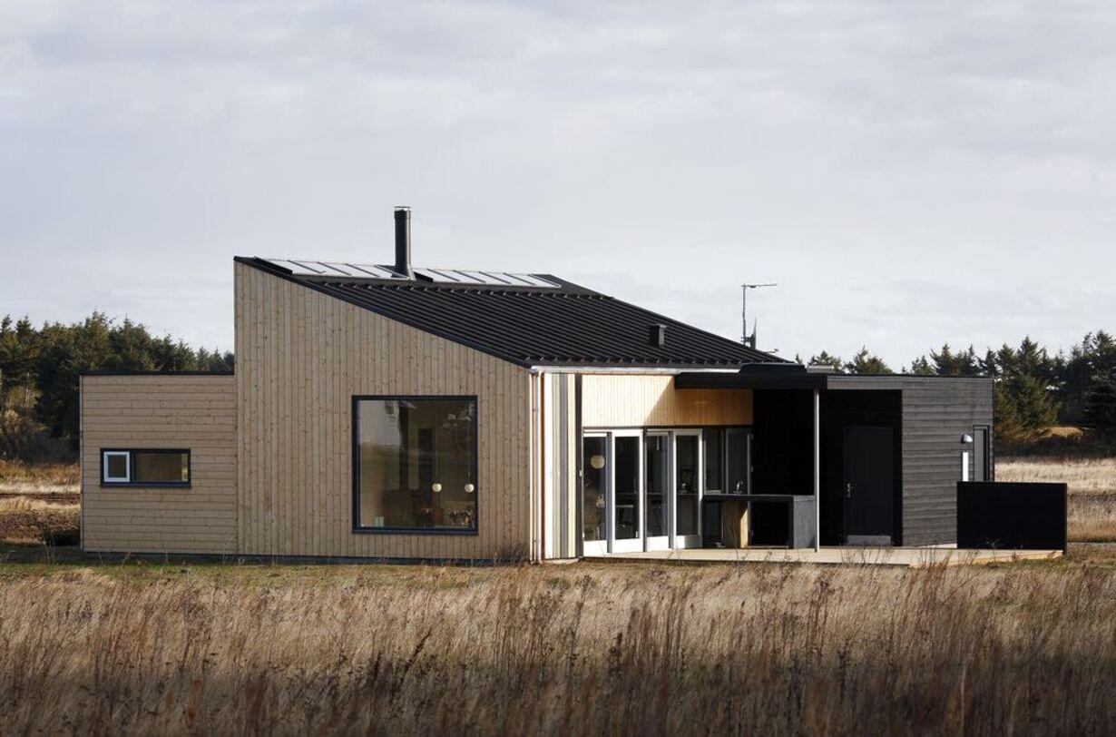 Hus med indbygget fremtid  - 1