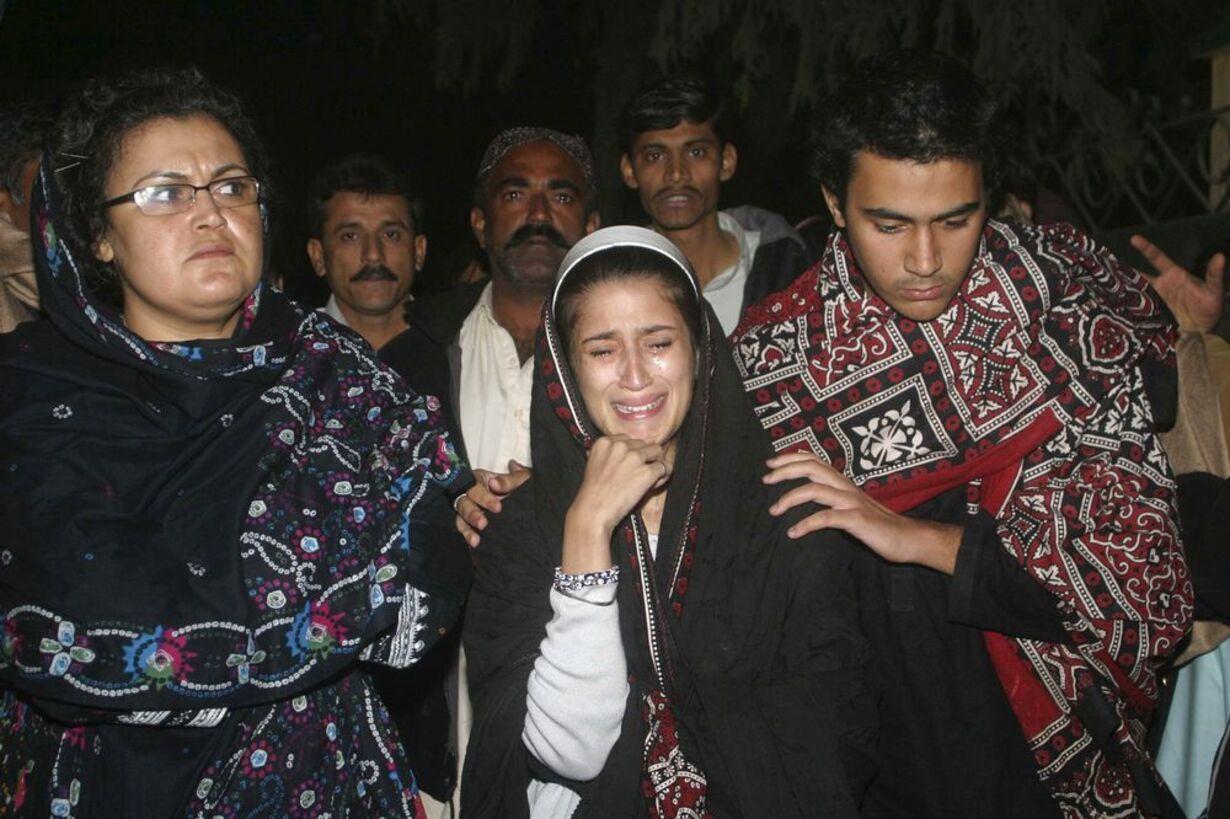 Pakistan efter attentatet - 4
