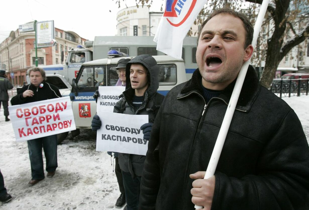 Parlamentsvalg i Rusland  - 8