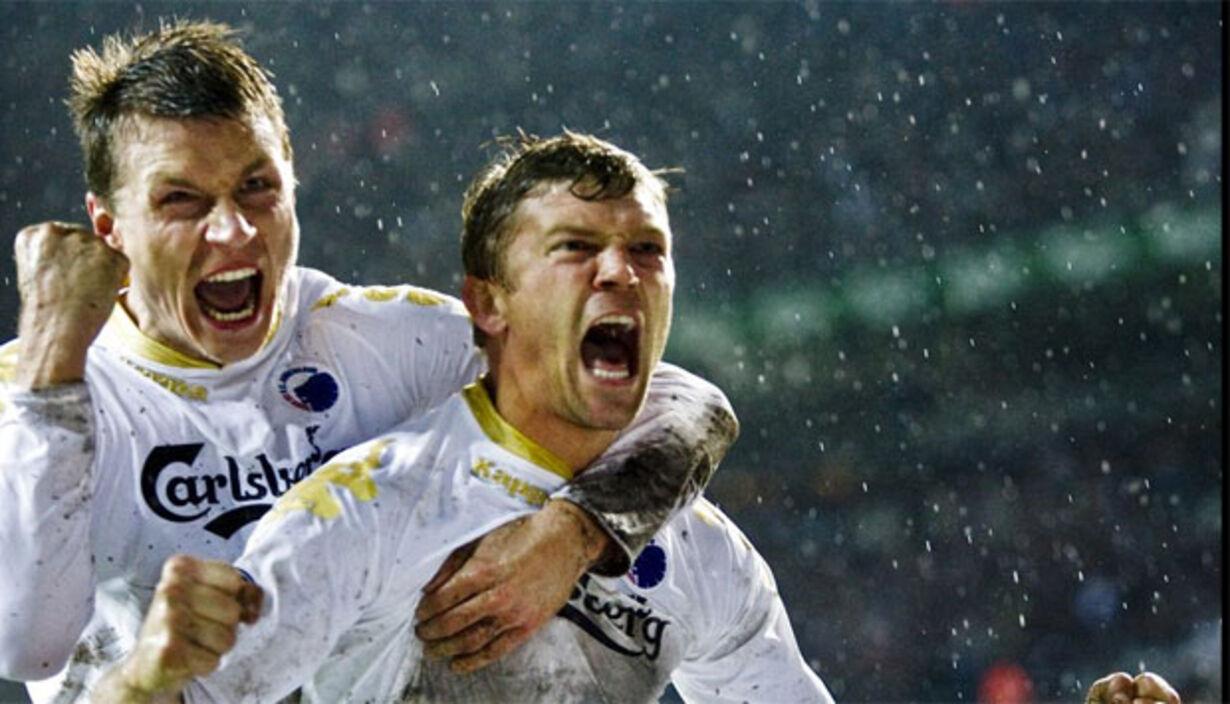 Dansk succes i UEFA-cuppen - 1