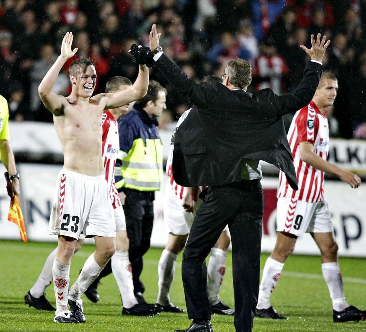 Dansk succes i UEFA-cuppen - 6